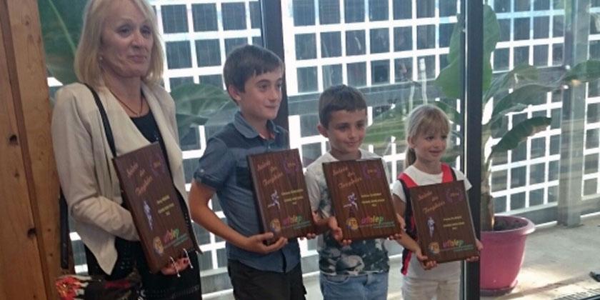 4  ahlètes du RAC récompensés à la soirée des trophées UFOLEP!