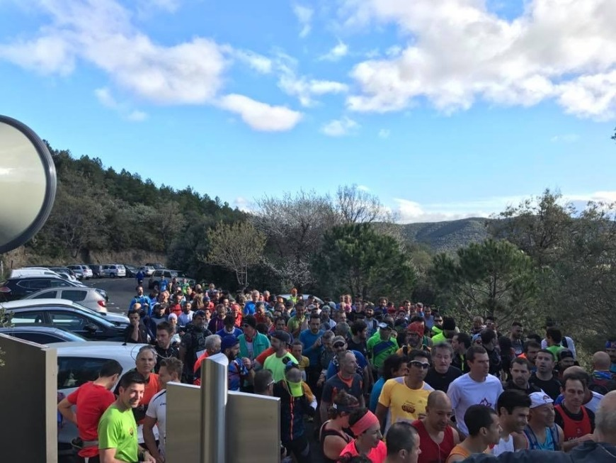Classement du trail de Serrabone 2017