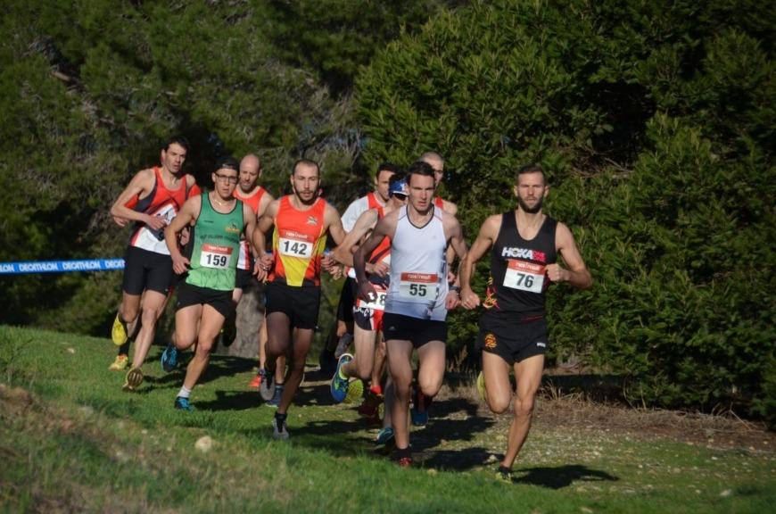 Classement et photos Cross du RAC 2018