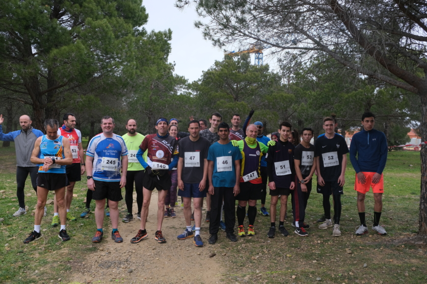 Résultats et photos du cross du RAC 2019