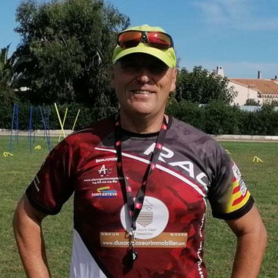 Franck Ducoroy entraineur