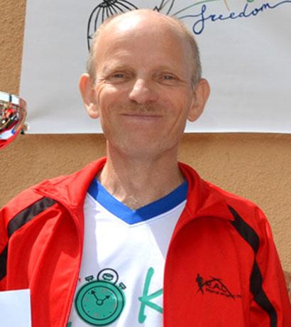 Jean-Luc Pradel, président du RAC